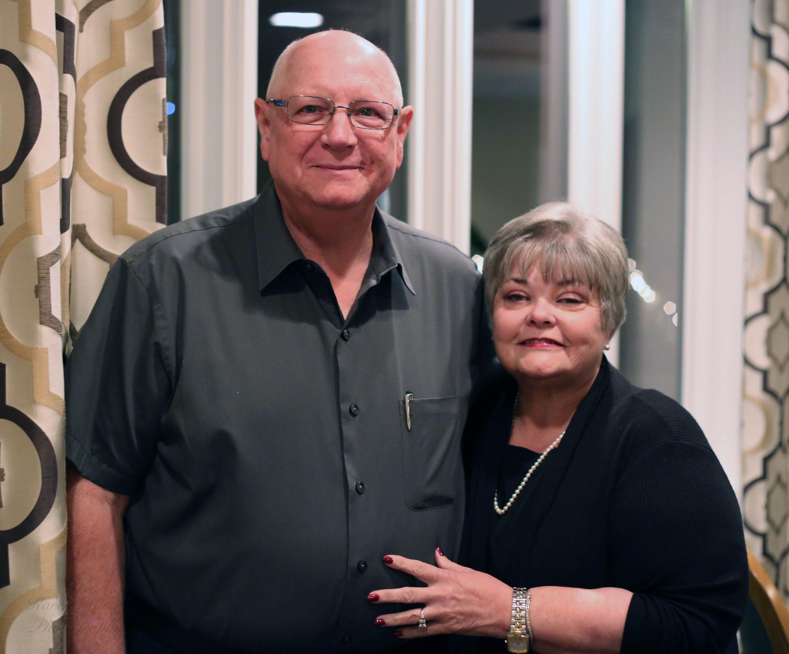 Gary and Toni Hill